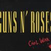 Guns n roses - Civil War guitar re-recording
