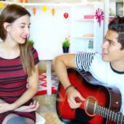 Download Love Me Harder - Ariana Grande Ft. The Weeknd Cover - Alex Aiono & Meg DeAngelis by sabrinaferreira Mp3 Download MP3