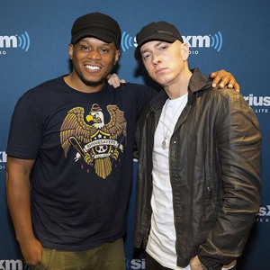 Eminem - Sway in The Morning Freestyle