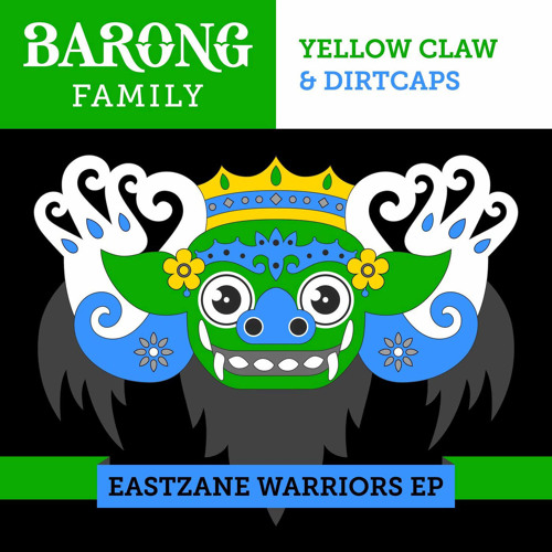 Yellow Claw, Alvaro & Dirtcaps - Flags Up