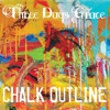 Three Days Grace Chalk Outline