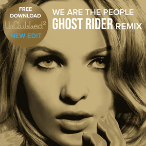 Ghost Rider - We are the People (FREE DOWNLOAD) להורדה