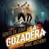 Gente De Zona Y Marc Anthony - LA GOZADERA. Vers. Cumbia - Dj Maury Rmx(2015)