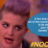 Kelly Osbourne Asks Donald Trump Who Will Clean His Toilet If He Gets Rid Of Latinos