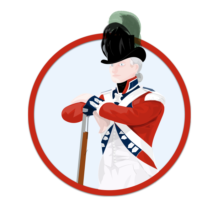 1793 - the Coldstream Regiment of Foot Guards