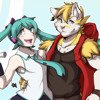 *HBD* MIKU + WALTT ''Drop Pop Candy'' Vocaloid + UTAU