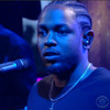 Kendrick Lamar Live On The Late Show With Stephen Colbert