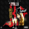 Relle Bey - Uno Dos Tres (Remix) Ft 2 Milly
