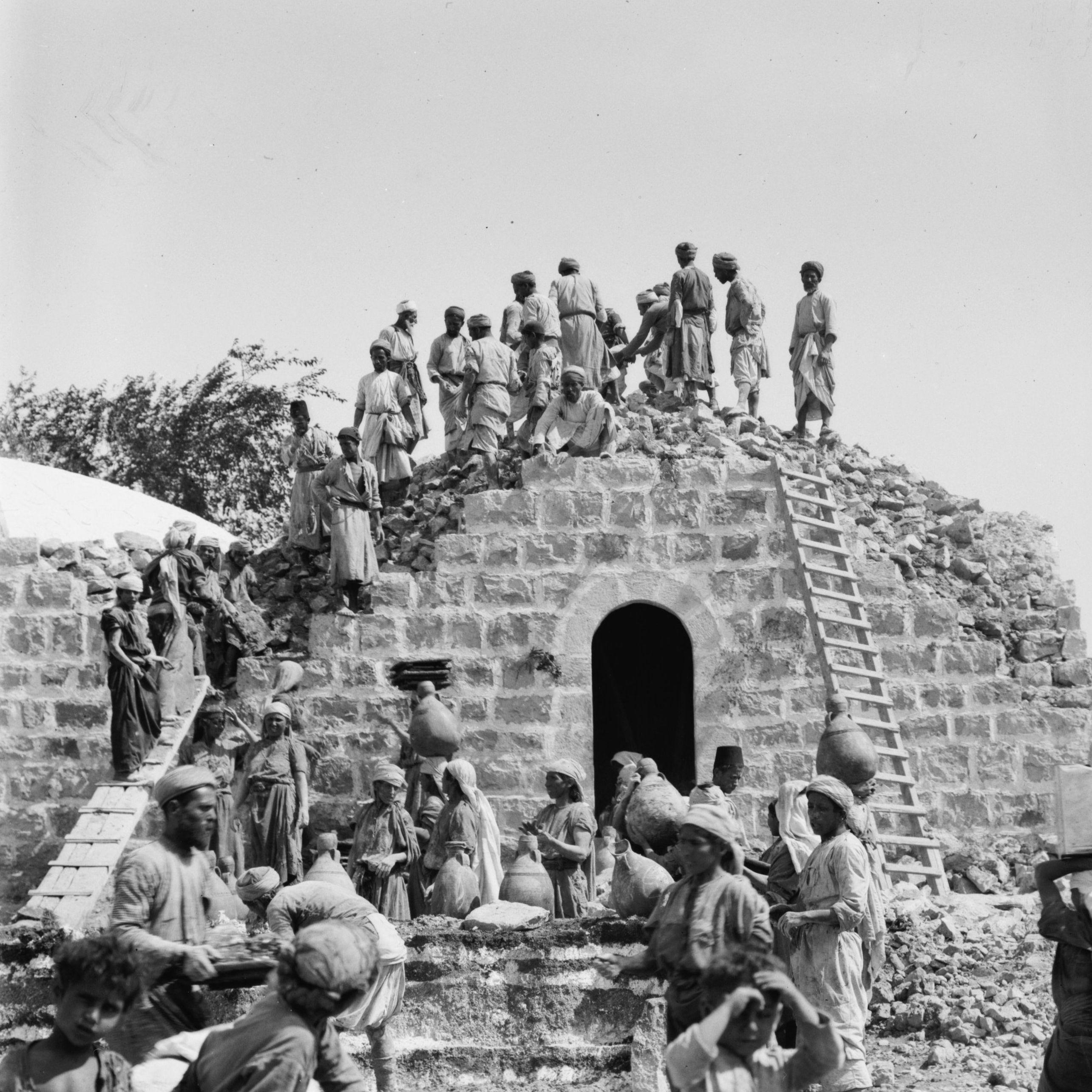 Palestinian Village Histories | Rochelle Davis