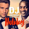 holiday - akon (edit) [buy = free download]