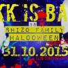 DreiAchter -HIRNSALZ Intro TEKK IS BACK 38 Shizo Family Halloween 31.10.2015  CLUB CENTRUM ERFURT