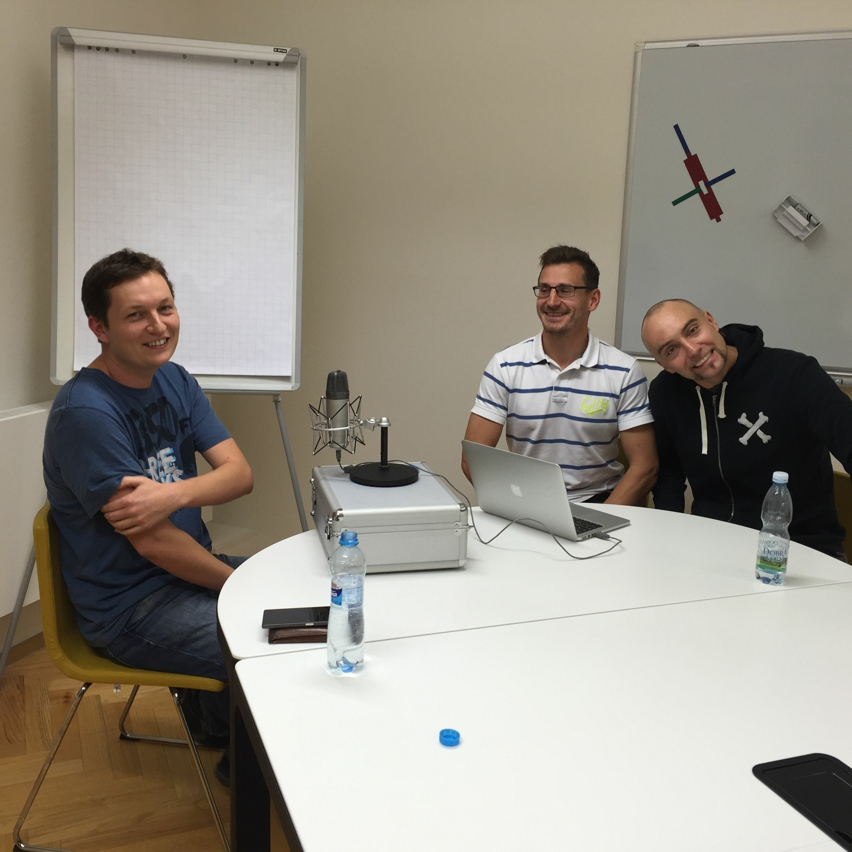 CZ Podcast  128 - Borek Bernard a VersionPress