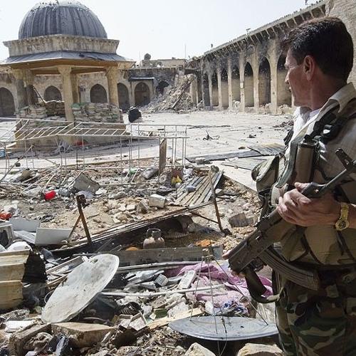 Destrucción y tráfico de bienes culturales en Oriente Medio