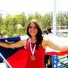 Saludo de Antonia Crestani, Atletismo UC 19/11/2015