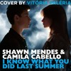 I Know What You Did Last Summer - Shawn Mendes Feat Camila Cabello Cover