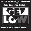 Get Low Vs Major Lazer