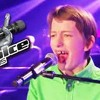 Jerry Lee Lewis - Great Balls Of Fire (Tilman)   The Voice Kids 2015   Blind Auditions   SAT.1