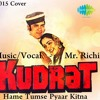 Hume Tumse Pyaar Kitna |Bollywood LOVE SONG Cover|December 2015|Mr.Richi Music