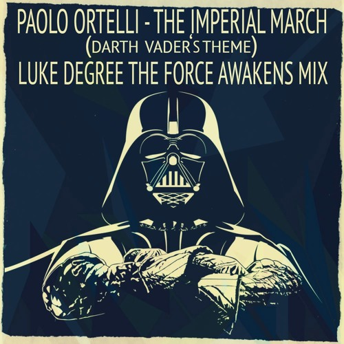 Paolo Ortelli - The Imperial March (Darth Vaders Theme)