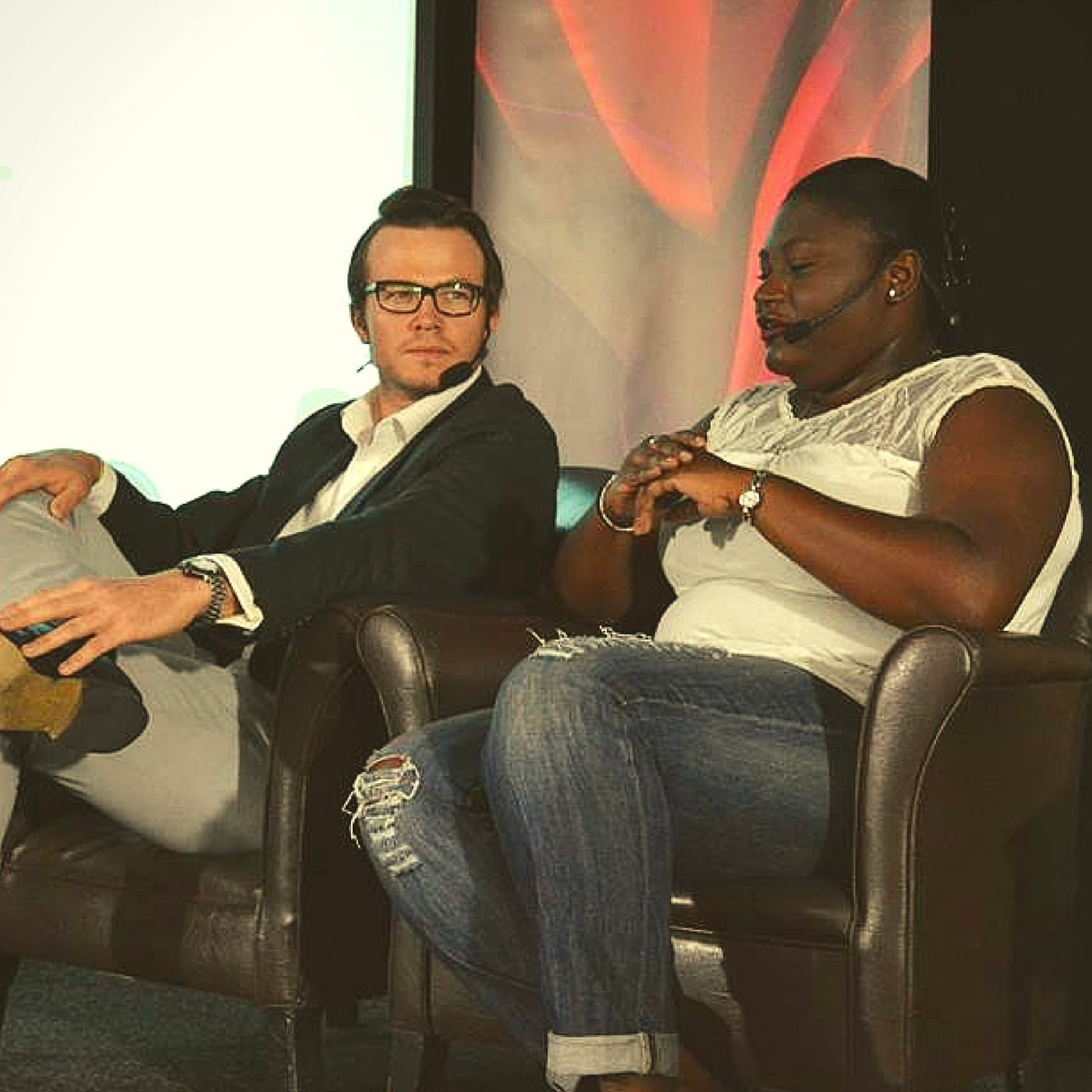 Andrew Taylor & Mich Atagana Discuss 2015 Tech Startup Trends For Africa