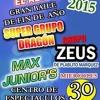 Baile De Fin De Año Gpo Dragon Gpo Zeus Y Max Junior Nicolas Bravo