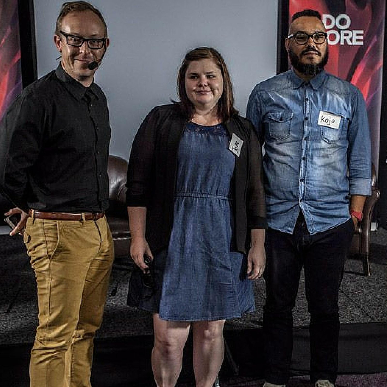 Craig Wilson, Kojo Baffoe and Jade Brennan Talk Gadgets & Apps Trends In Africa For 2015