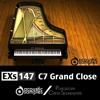 EXs147 Acousticsamples C7 Grand Close Demo #2