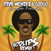Stevie Wonder & Coolio - Gangsta Paradise ( Godlips Remix ) Supported by *Too Future*