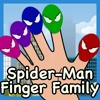Spiderman Finger Family - Spider Man Super Heroes Finger Family Song - The Amazing Spiderman