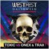 Toxic Vs Onex & Trax Live @ Westfest 2015