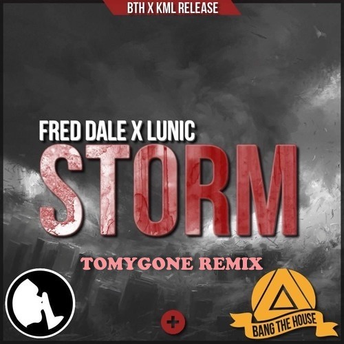 Fred Dale X Lunic - Storm (Tomygone Remix)