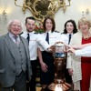 Speech at the Presentation of the President's Perpetual Trophy to  Irish Red Cross Volunteers
