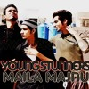 Maila Majnu - Young Stunners (with lyrics)