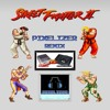 Street Fighter 2 Soundtrack - Guile Theme - Super Nintendo Snes & Sega Mega Drive - Pixelizer REMIX