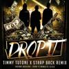 Trevor Jackson - Drop It Remix ft. B.O.B (sTrap Back X Timmy Tutone Remix)*RE-UPLOAD*