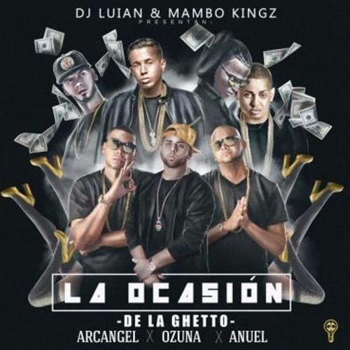 Download La Ocasion - De La Ghetto Ft. Arcangel, Ozuna & Anuel AA by LaFirmaGroup Mp3 Download MP3