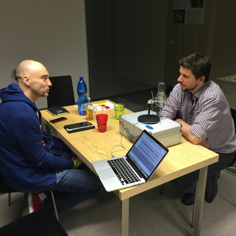 CZ Podcast 138 - Všeobecná umělá inteligence s Markem Rosou a GoodAI