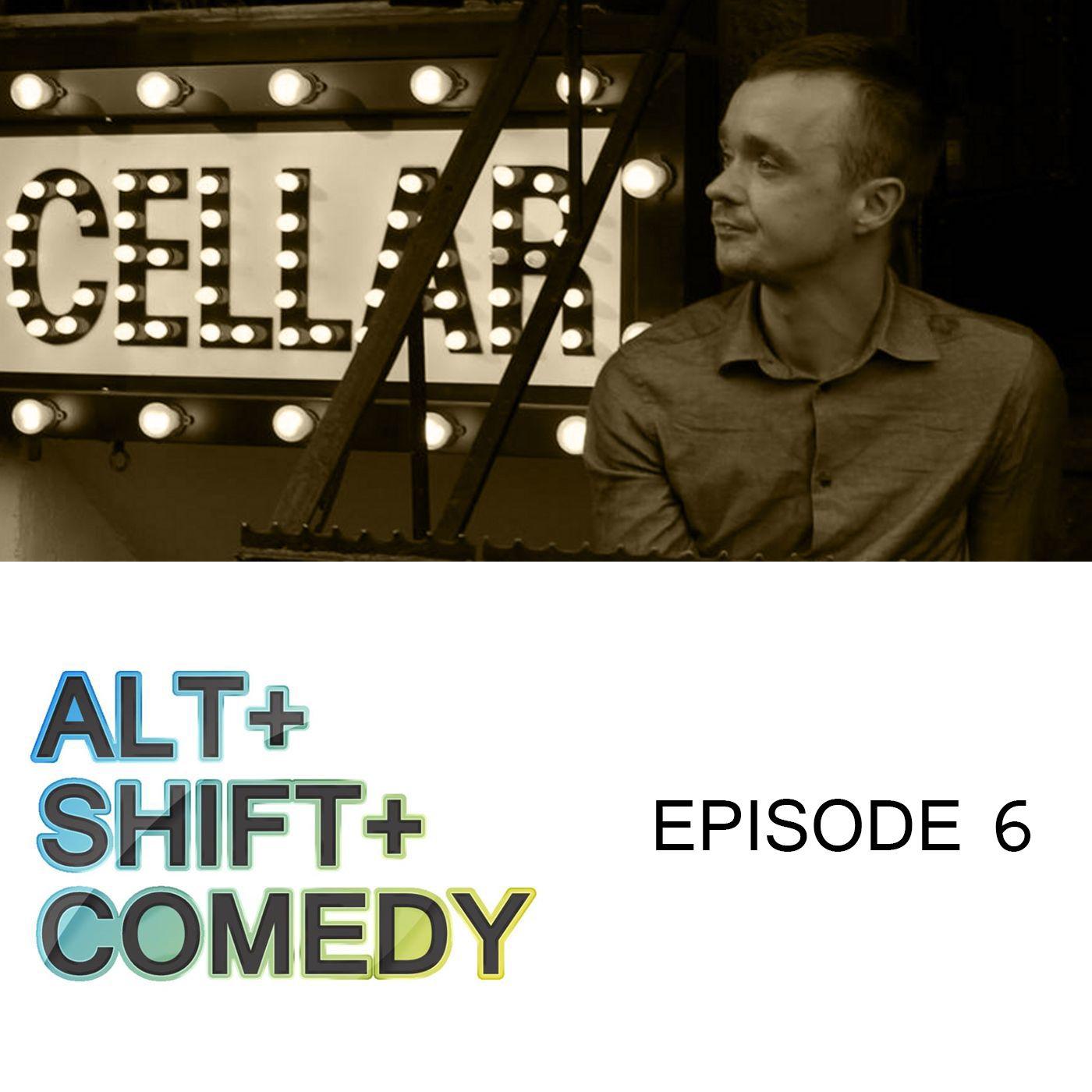 Alt Shift Comedy
