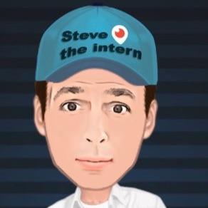 Actors Radio: Steve The Intern - creators: Steven Ellison | Nicholas Hanna