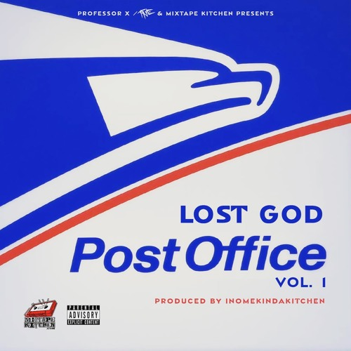 "Lost God ""Post Office Vol 1"" by professorxtne Listen + Download + Stream"