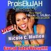 Nicole C. Mullen on the PraisEluJAH Radio-SHOW
