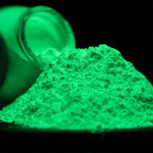 Как сделать фосфор что светится