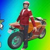 Funny Character Animation Motorcycles Jets (GTA 5 Funny Moments)