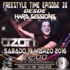 FREESTYLE TIME EPISODE 22 DEEJAY OZON
