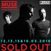 Muse 2016 - 03 - 13 02. (Drones) (Palais 12, Brussels) 96 - 24