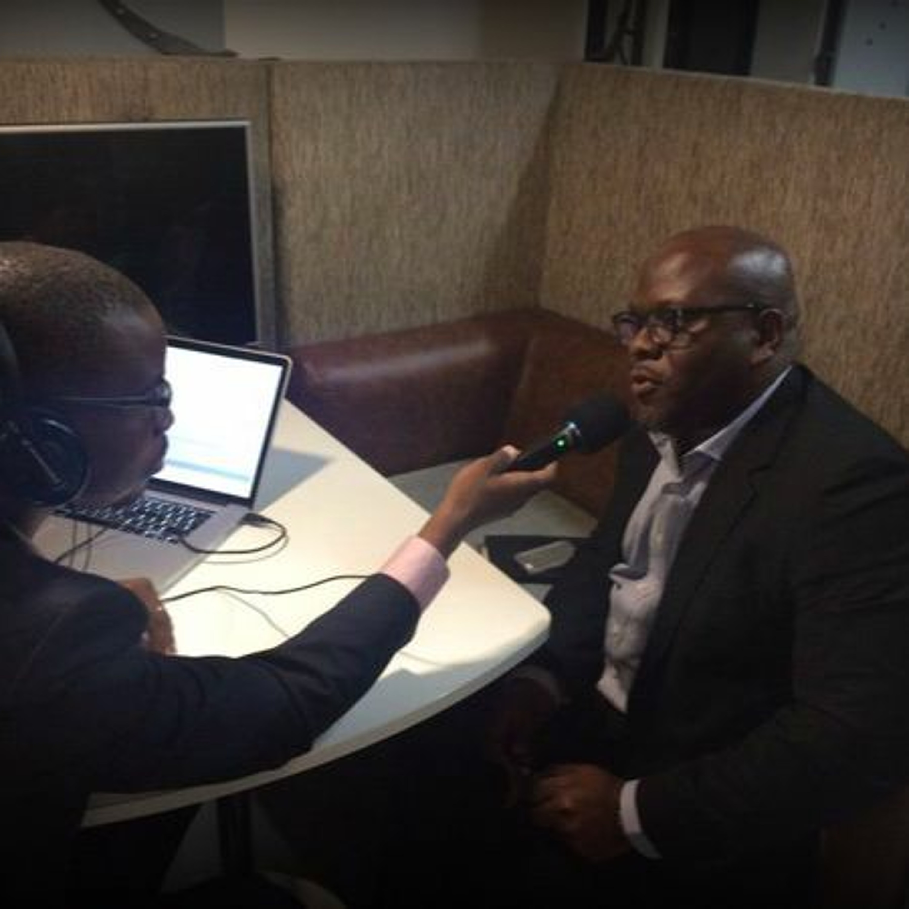 Dare Okoudjou of MFS Africa on the future of mobile money in Africa
