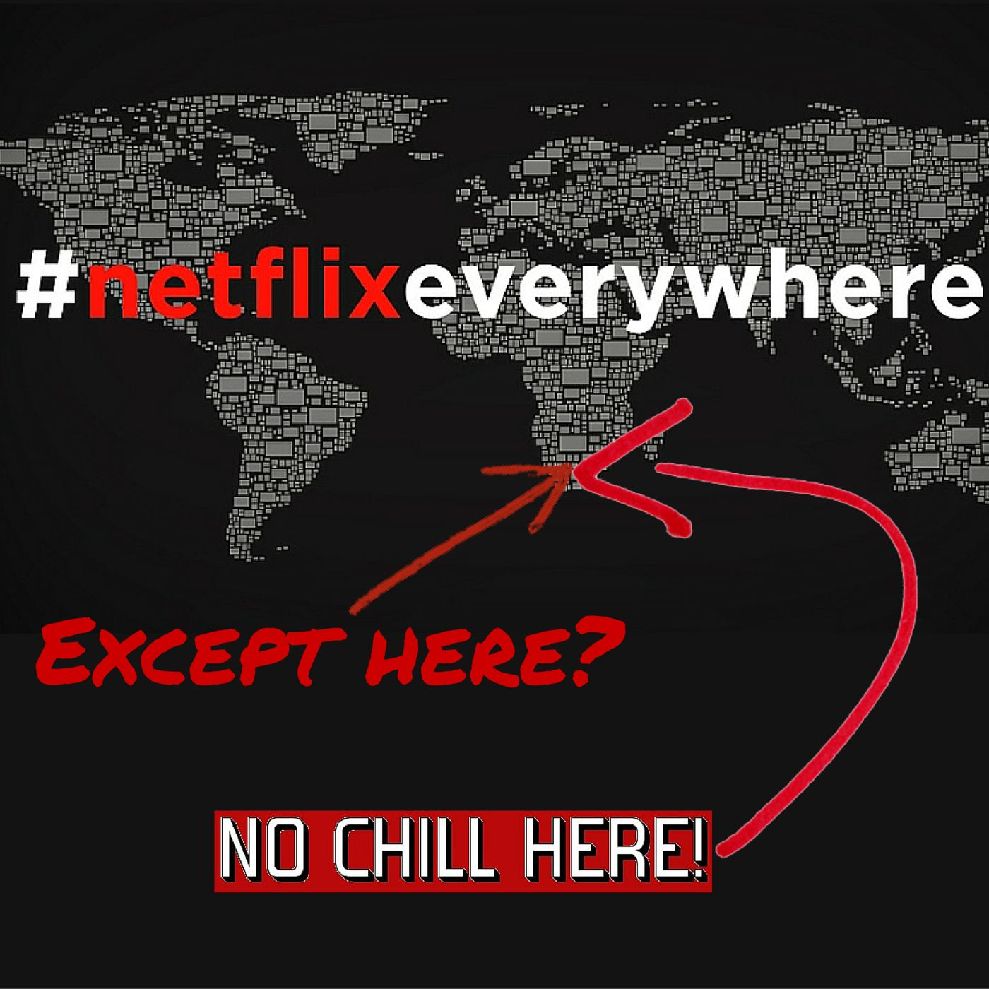 How Ridiculous Is This? South Africa Is Looking To Ban Netflix!