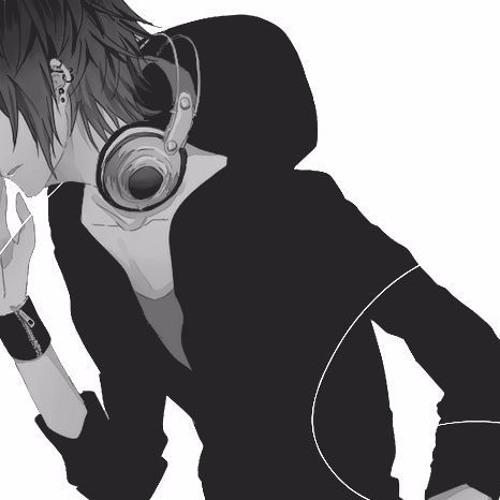 Boy with headphones tumblr