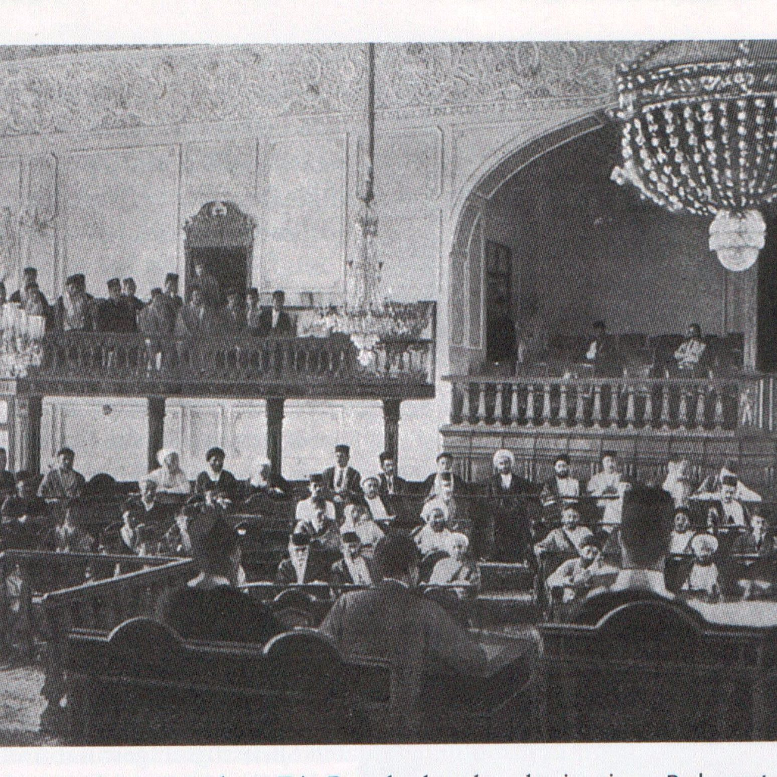 Non-Muslims and the Iranian Parliament, 1906-1911 | Saghar Sadeghian