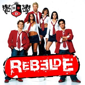 RBD - Rebelde (Single) להורדה